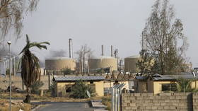 ISIS claims responsibility for rocket attack on Iraqi oil refinery