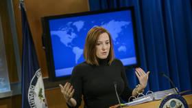 Team Biden hails 'barrier-shattering' all-female White House communications team