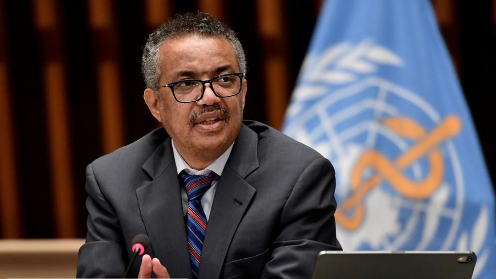 Klage eingereicht im Internationalen Strafgerichtshof gegen Chef der WHO