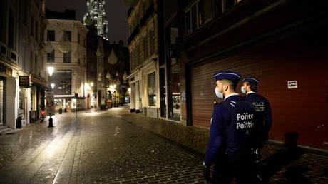 L'incident a eu lieu à Bruxelles vendredi soir.  © REUTERS / Johanna Geron / photo d'archive