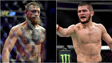 Khabib is expected to be at UFC 257, where Conor McGregor will be fighting Dustin Poirier. © USA Today Sports