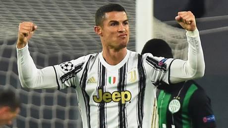Milestone: Cristiano Ronaldo
