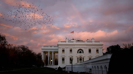 The White House in Washington, DC, November 30, 2020 file photo
