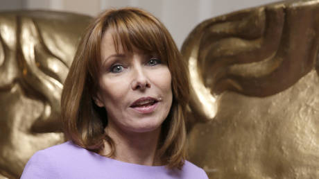 Sky's Kay Burley is under fire for breaching Covid-19 rules at her 60th birthday bash. © Joel Ryan/Invision/AP/ file photo