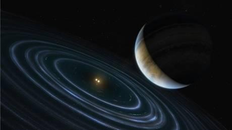 Un probable signal radio venu d'une exoplanète