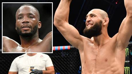 Khamzat Chimaev and Leon Edwards will duel in the desert on Jan. 20