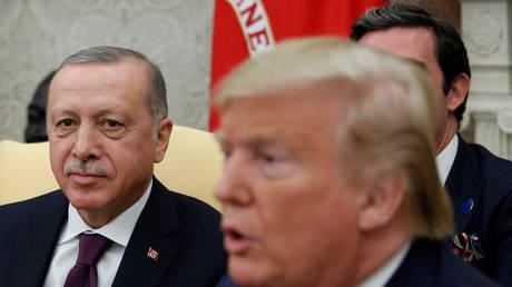 La Turquie appelle les Etats-Unis à corriger leur