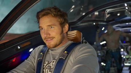 Chris Pratt in Guardians of the Galaxy Vol. 2 (2017) Dir: James Gunn © Disney/Marvel