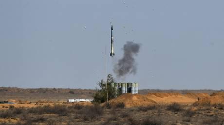 FILE PHOTO The Russian-made S-400 missile system © Sputnik / Maxim Blinov
