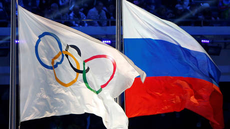 The Court of Arbitration for Sport upheld the ban against Russia. © Reuters