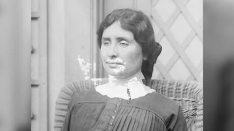 Helen Keller ©  Wikipedia / Library of Congress