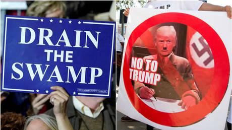 © left: REUTERS/Joshua Roberts; right:  Getty Images/Robert Daemmrich Photography Inc