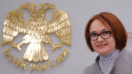 Russian central bank governor Elvira Nabiullina © Reuters/Maxim Shemetov