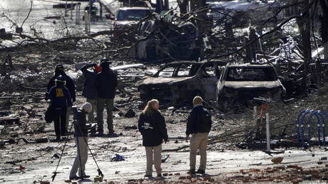 Nashville bomber officially identified as Anthony Warner, DNA samples match human tissue found at blast site thumbnail