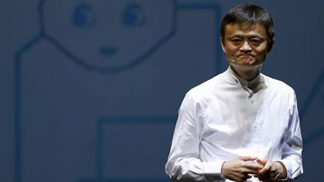 FILE PHOTO: Jack Ma, founder of Alibaba © Reuters / Yuya Shino