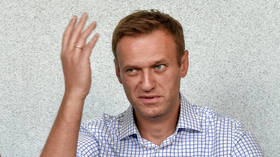 Opposition figure Navalny could face investigation for calling for 'violent overthrow' of Putin's government