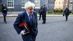 Johnson urges MPs to back UK's regional tiered system amid criticism within his own party