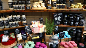 LGBT activists demand boycott of cosmetics chain Lush over donation to 'anti-trans' group Woman's Place UK