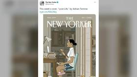 That's what you get for obeying? New Yorker cover mocks lockdown-induced deterioration after months of shaming dissenters