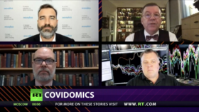 CrossTalk, Quarantine Edition: COVIDomics