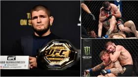 'I choked them both out': UFC champ Khabib has 'NO INTEREST' in facing winner of McGregor-Poirier