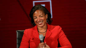 Ex-Obama adviser Susan Rice mourns democracy's NEAR-DEATH experience with Trump in melodramatic appeal to Georgia voters