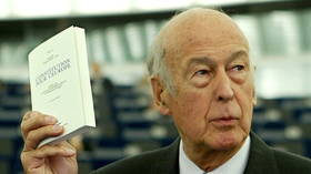 Valery Giscard d'Estaing, ex-president of France and author of ill-fated EU constitution, dies 'due to Covid-19' at age 94
