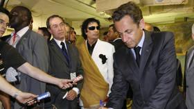Former French interior minister under formal investigation for criminal association in Sarkozy-Libya fundraising scandal