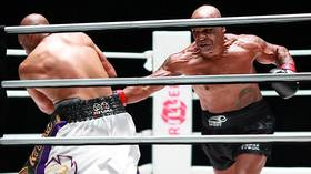 Talk of another world heavyweight title run for Mike Tyson isn't just unrealistic, it is downright dangerous