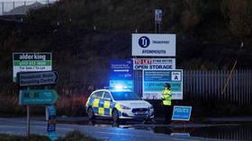 Four killed in massive explosion at sewage plant near Bristol