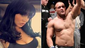 'Violent and dangerous': Former MMA fighter JAILED FOR LIFE for vicious knife murder of ex-girlfriend
