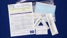 'Everyone's going to get that': Americans to be issued Covid-19 'VACCINE CARDS' to track doses