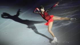 European figure skating champion Alena Kostornaia tests positive for COVID-19