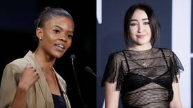 Noah Cyrus calls Candace Owens a 'nappy a** heauxz', but is cleared, because cancel culture absolves liberals of racism