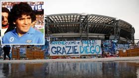 Stadio Diego Armando Maradona: Napoli officially change the name of their stadium to honor fallen icon Diego Maradona