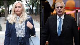 Prince Andrew's accuser LIED about her age & was 'prostitute' paid off by Epstein, court papers show – report