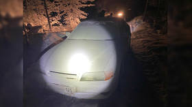 Frozen to death on the Road of Bones: Russian teen motorist dies in his car after a week spent stranded at MINUS 50 degrees