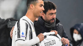Ronaldo honored for incredible goals haul - but first league goal by an American for Juventus fends off humiliating defeat (VIDEO)