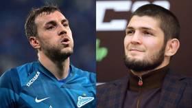 Russia's most successful athletes: UFC hero Khabib tops list, football star Dzyuba three spots down following masturbation scandal