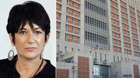 Ghislaine Maxwell lawyers say she's losing hair & weight in jail, claim authorities' similar 'negligence' led to Epstein's suicide