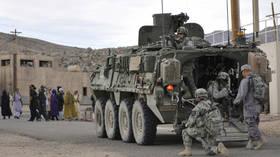 Afghan civilian casualties more than TRIPLED under Trump – report