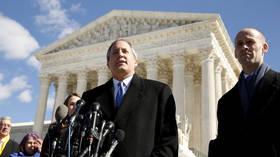 Texas sues four battleground states in effort to halt finalization of Biden win, cites 'voting irregularities'
