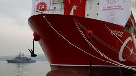 EU summit to weigh targeted sanctions on Turkey over Mediterranean drilling – draft statement