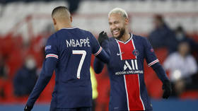 Neymar makes Champions League history as he hits hat-trick in resumed match with Istanbul Basaksehir after racism row (VIDEO)