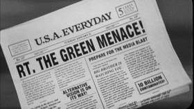 Beware the Green Menace! As RT turns 15, WATCH defenders of democracy warn about 'weapon of mass communication'