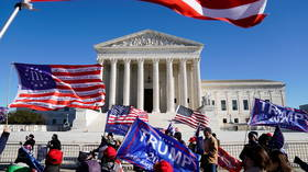 Trump petitions US Supreme Court to PERSONALLY join Texas lawsuit against 'unconstitutional' election conduct in four key states