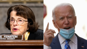 'What about Biden?' Conservatives ask after New Yorker breaks story on Sen. Dianne Feinstein's 'COGNITIVE DECLINE'