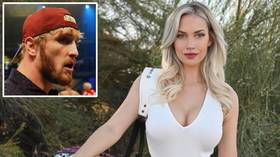 Teeing off: Golf babe Paige Spiranac SLAMS Floyd Mayweather-Logan Paul fight and reveals DEATH THREATS from Paul's fans