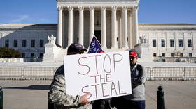 US Supreme Court DENIES Texas election lawsuit for 'lack of standing'