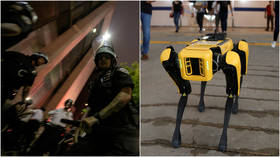 'You have 15 seconds to comply': NYPD says new robotic cop dog will 'save lives' as netizens warn of sci-fi dystopia